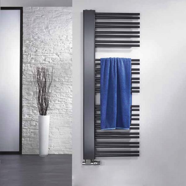 Hsk handdoek radiator softcube plus p12491 - Radiator badezimmer ...